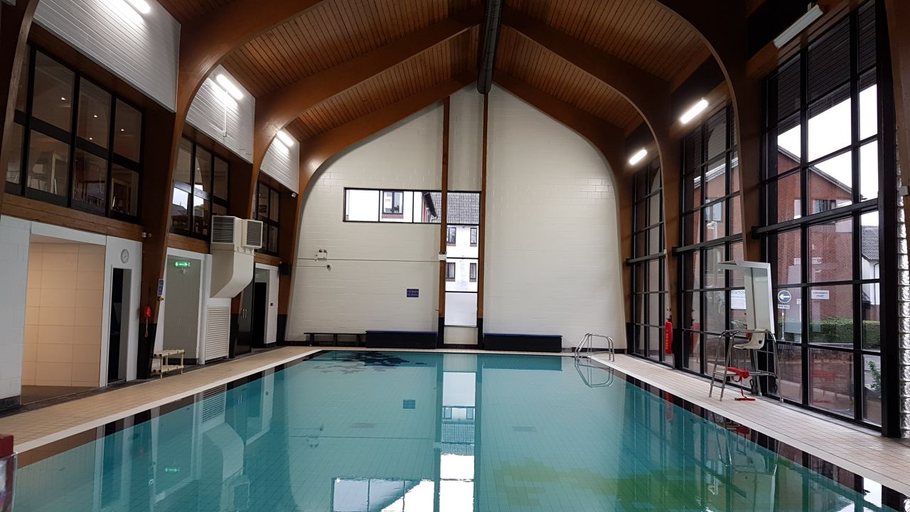 paint for swimming pool maintenance