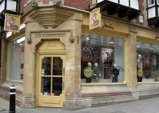 joules stores use technical paints paint