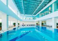 paint for swimming pool enclosures and pool halls