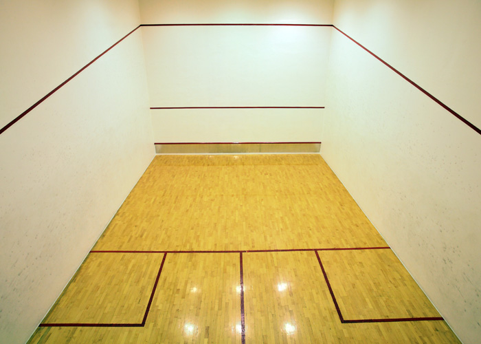 Squash Court Paint for court walls