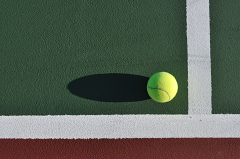 Line Marking Paint for Tennis Courts and Sports Pitches LM149