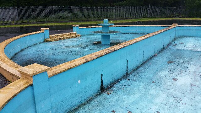 Water Based Acrylic Swimming Pool Paint