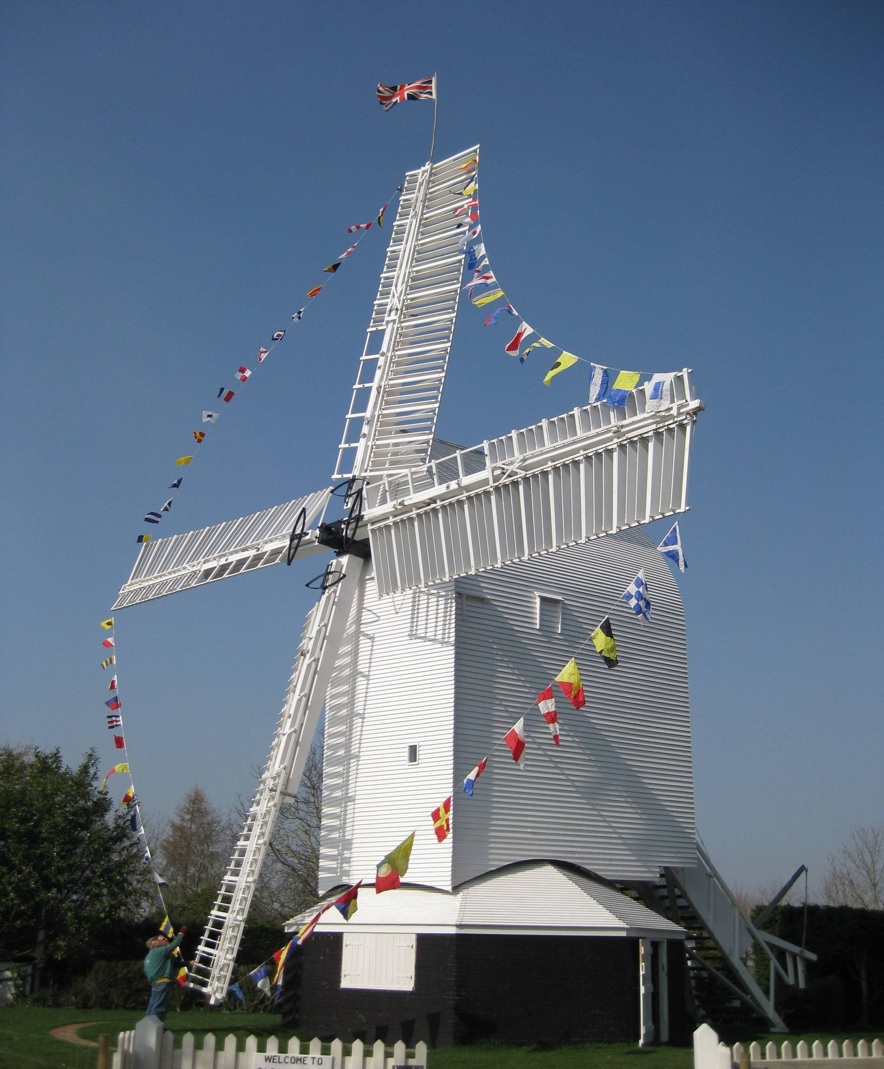 paint for working windmills