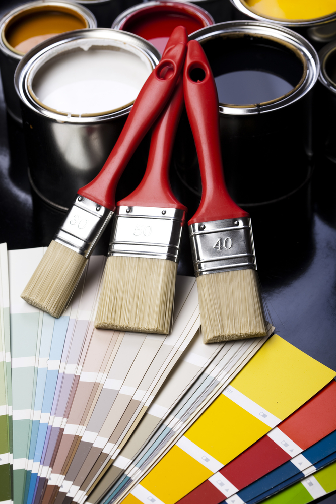 British Standard 381C Colour swatch Technical Paint Services